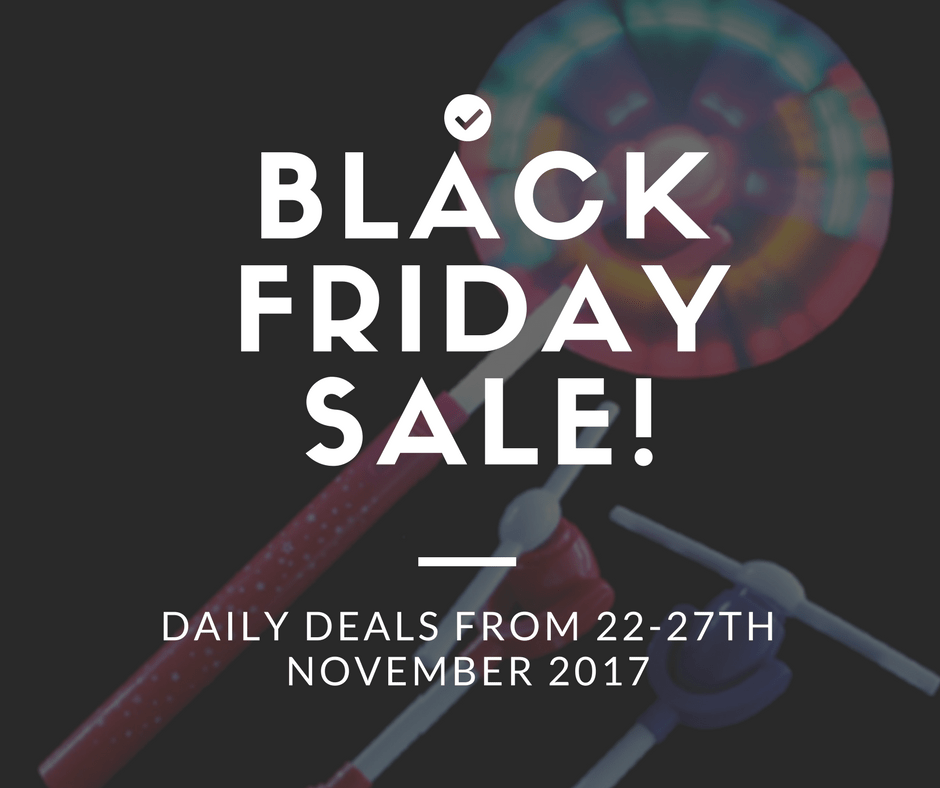 2017 Black Friday Deals @ AlterEGlow